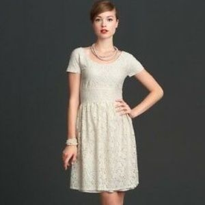 Banana Republic Mad Men Collection Lace Dress